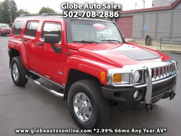 2006 HUMMER H3 LUXURY EDITION 4X4 - Non-Smoker Owned