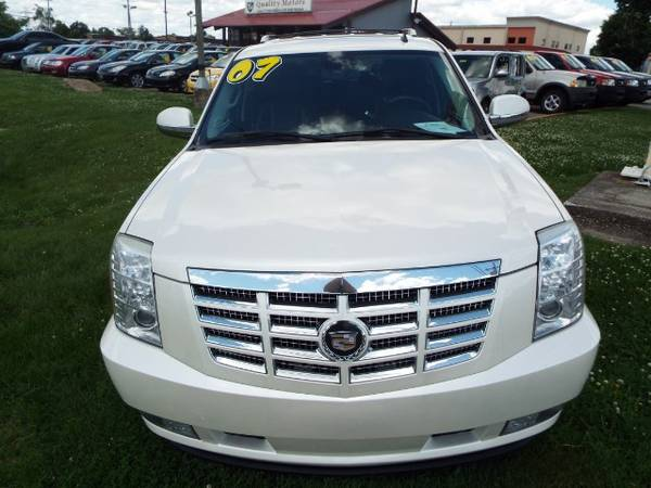 2007 CADILLAC ESCALADE AWD BUY HERE PAY HERE 1000.00 DOWN