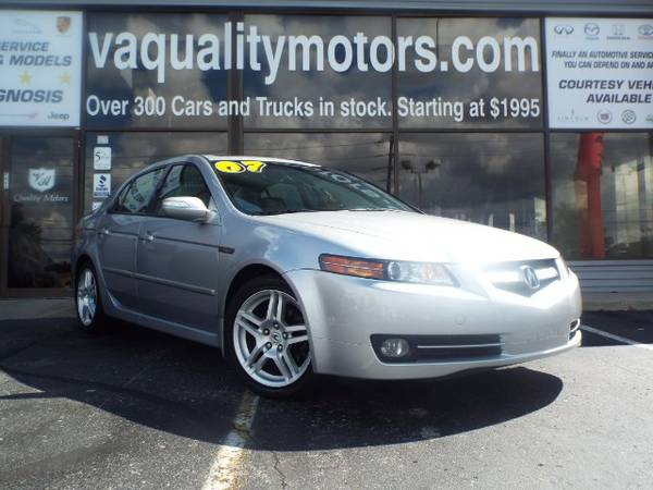 2007 ACURA TL BUY HERE PAY HERE 1000.00 DOWN