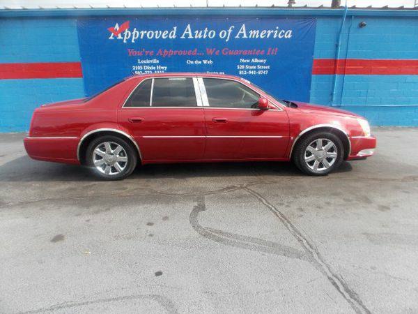 2006 *Cadillac* *DTS* Sedan - $299 DOWN SALE!!