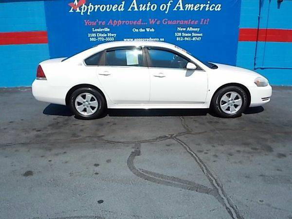 2009 *Chevrolet* *Impala* LT - $299 DOWN SALE!!