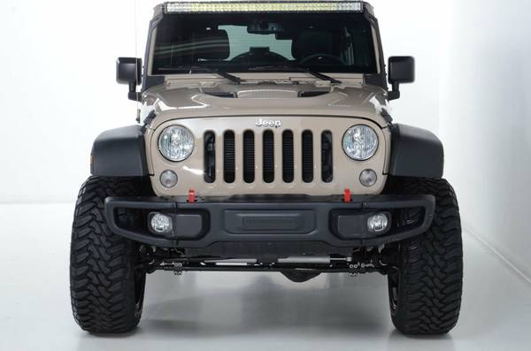 HARD ROCK 2016 JEEP RUBICON LOW MILES HARD TOP 6 IN STOCK