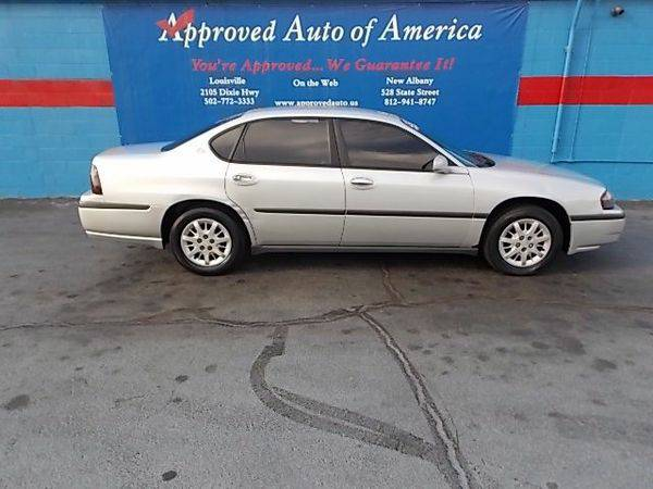 2003 *Chevrolet* *Impala* Base - $299 DOWN SALE!!