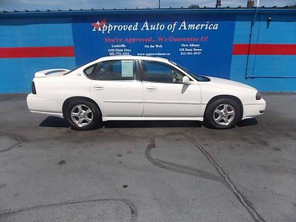 2005 *Chevrolet* *Impala* LS - $299 DOWN SALE!!
