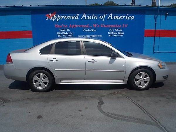 2011 *Chevrolet* *Impala* LT - $299 DOWN SALE!!