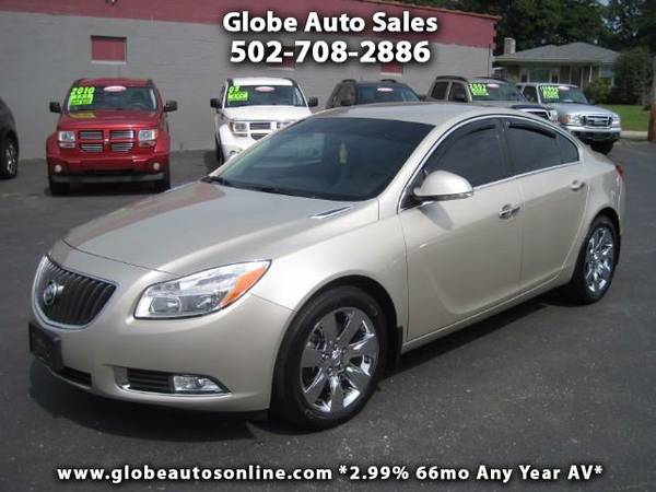 *28,075 MILES* 2013 Buick Regal Turbo Premium 1 - 2.99% 72MO AV.