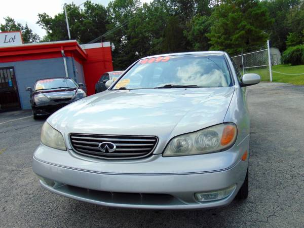 ________ 2002 INFINITI I35 SEDAN ________ LOADED ________ CLEAN ______