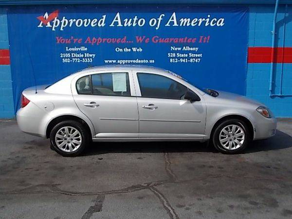 2010 *Chevrolet* *Cobalt* LS Sedan - $299 DOWN SALE!!