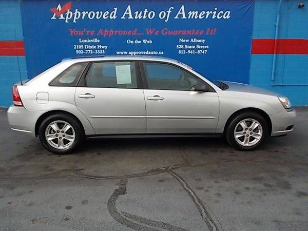 2005 *Chevrolet* *Malibu* *Maxx* LS - $299 DOWN SALE!!