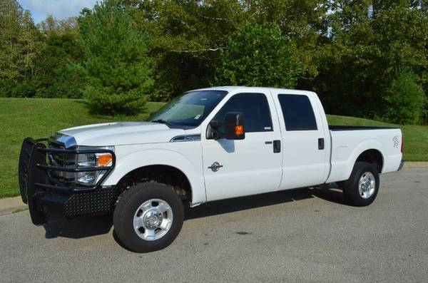 2012 Ford Super Duty F-250 XLT Diesel 4x4
