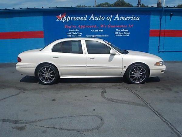 2003 *Buick* *LeSabre* Limited - $299 DOWN SALE!!