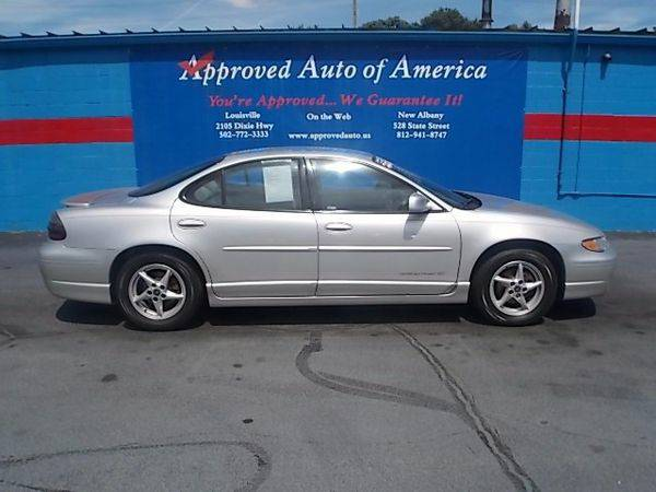 2003 *Pontiac* *Grand* *Prix* GT - $299 DOWN SALE!!