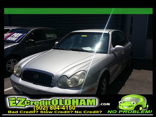 2004 Hyundai Sonata Base Buy Here Pay Here! Bad Credit? OK!