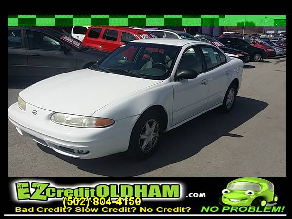 2004 Oldsmobile Alero Buy Here Pay Here! Bad Credit? OK!