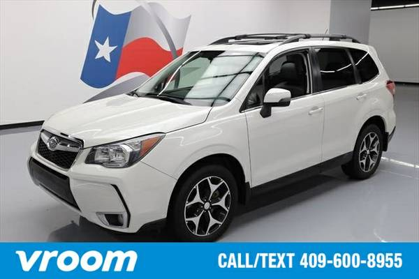 2014 Subaru Forester 2.0XT Touring 7 DAY RETURN / 3000 CARS IN STOCK