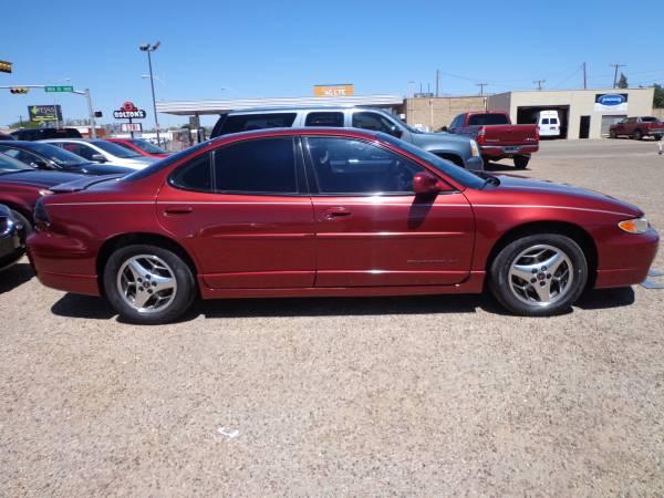 $4,900 2002 PONTIAC GRAND PRIX GT