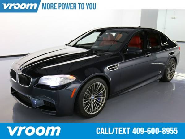 2013 BMW M5 7 DAY RETURN / 3000 CARS IN STOCK