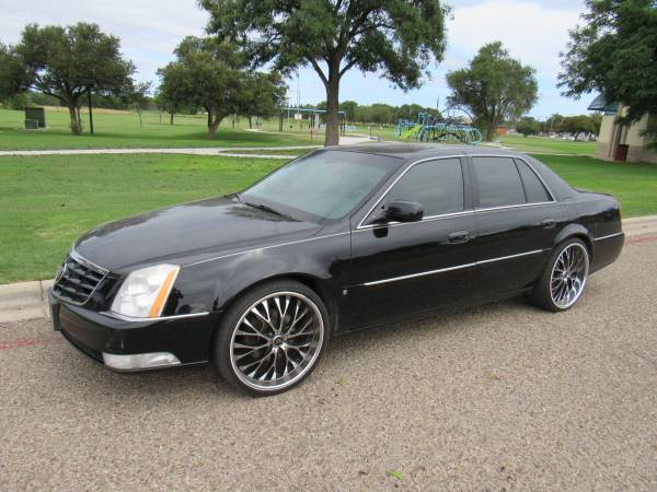 >>> 2007 CADILLAC DTS *** GUARANTEED CREDIT APPROVAL...