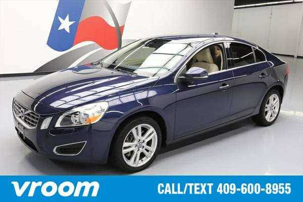 2013 Volvo S60 7 DAY RETURN / 3000 CARS IN STOCK