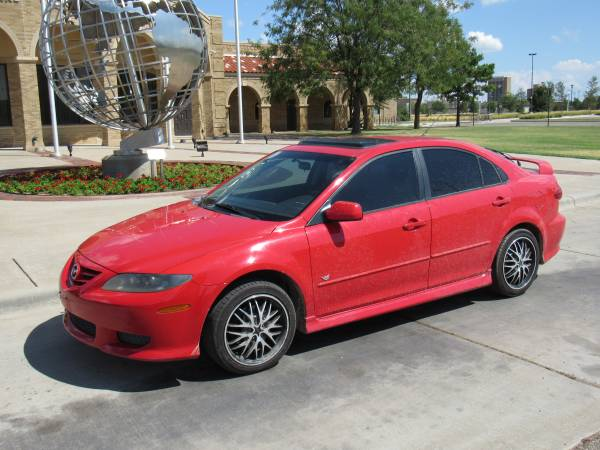 >>> 2004 MAZDA 6 *** GREAT CAR CHECK IT OUT TODAY...