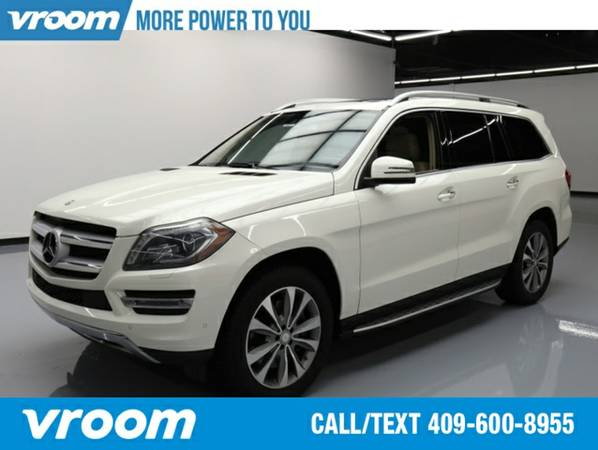 2013 Mercedes-Benz GL-Class GL450 4MATIC SUV 7 DAY RETURN / 3000 CARS