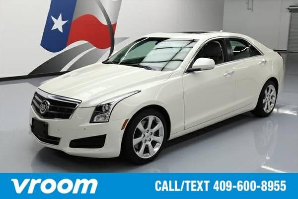 2013 Cadillac ATS 2.5L Luxury 4dr Sedan Sedan 7 DAY RETURN / 3000 CARS