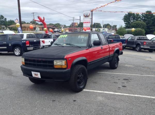 1996 Dodge Dakota 4x4