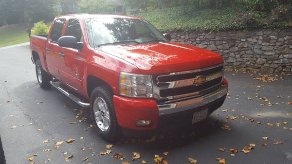PRICE REDUCED: 2007 Chevrolet Sivlerado 1500 Crew Cab