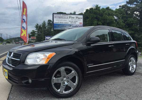 RARE!! 2007 Dodge Caliber R/T 122K 5 Speed!! Clean CARFAX!! WARRANTY!!