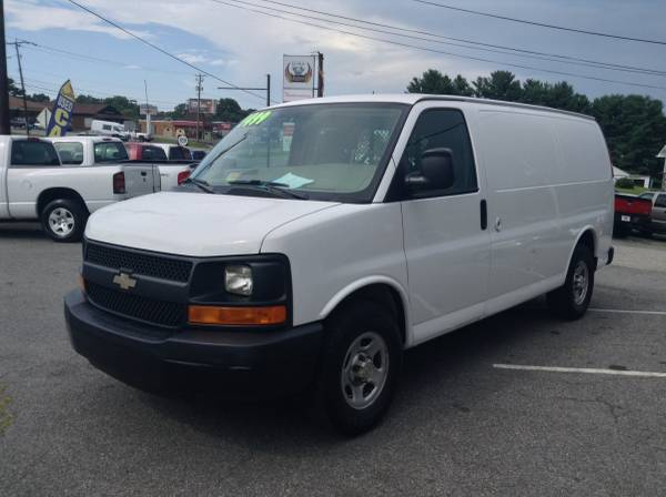 2007 Chevy Express 1500 - REDUCED 9/23!!!