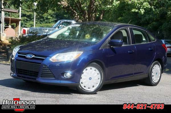 2012 Ford Focus - Call