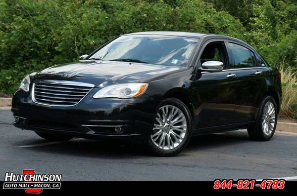 2011 Chrysler 200 - Call