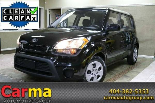 2012 Kia Soul - *BAD CREDIT? NO PROBLEM!*