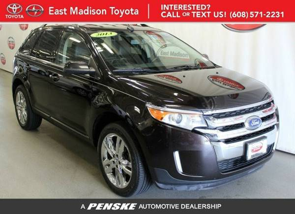 2013 Ford Edge 4dr Limited AWD SUV Edge Ford