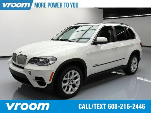 2013 BMW X5 xDrive35d SUV 7 DAY RETURN / 3000 CARS IN STOCK