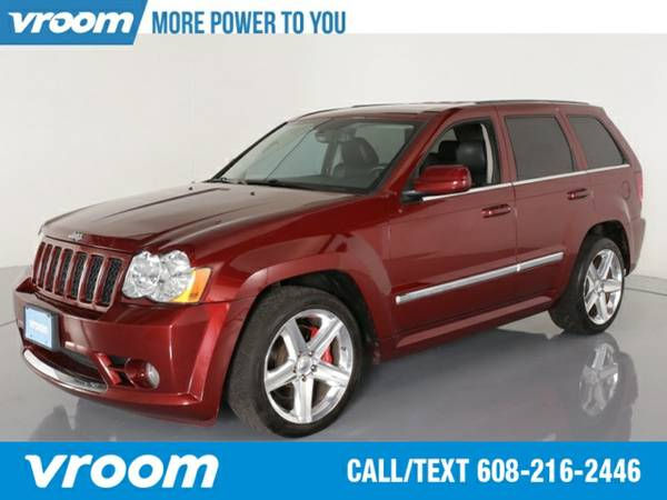 2009 Jeep Grand Cherokee SRT8 SUV 7 DAY RETURN / 3000 CARS IN STOCK