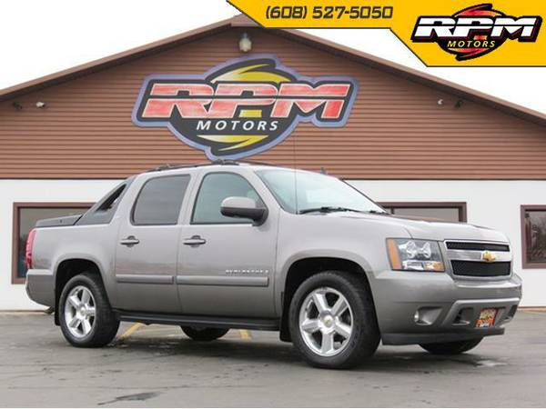 2007 Chevy Avalanche LTZ 4x4 - Navigation - DVD - 20s
