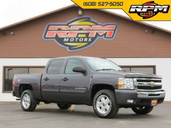 2010 Chevy Silverado LT Z71 Crew Cab 4x4 - Local Trade