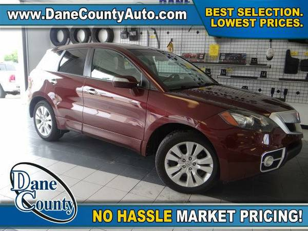 2011 *Acura RDX* w/Technology Package - Acura Red