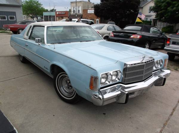 1976 Chrysler NewPort Limited Edition