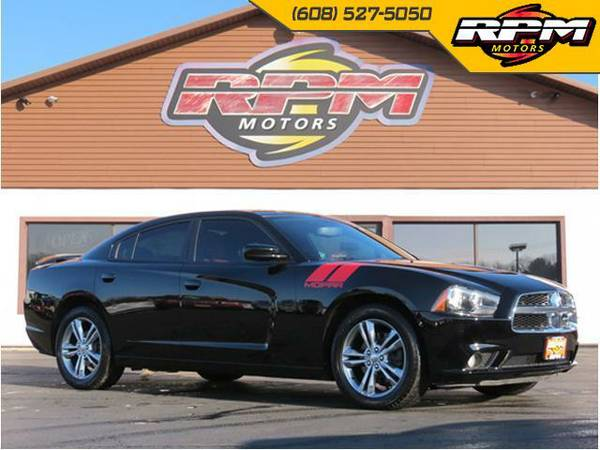 2012 Dodge Charger SXT Plus AWD - Leather - Sun Roof