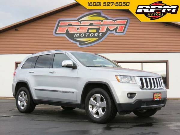 2011 Jeep Grand Cherokee Limited 4x4 - Loaded