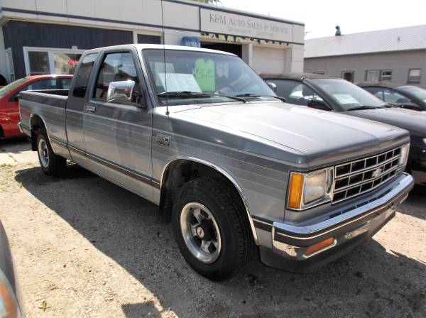 1988 Chevy S10 Pick Up