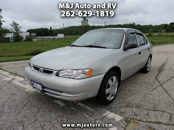 2000 Toyota Corolla LE ONE OWNER SUPER CLEAN CAR 5 SPEED FUEL SAVER
