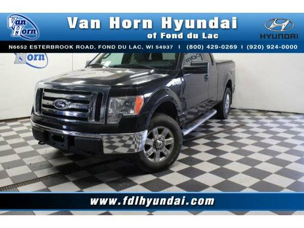 2010 *Ford F-150* 4x4 SuperCab XLT - Ford-Financing for Everyone