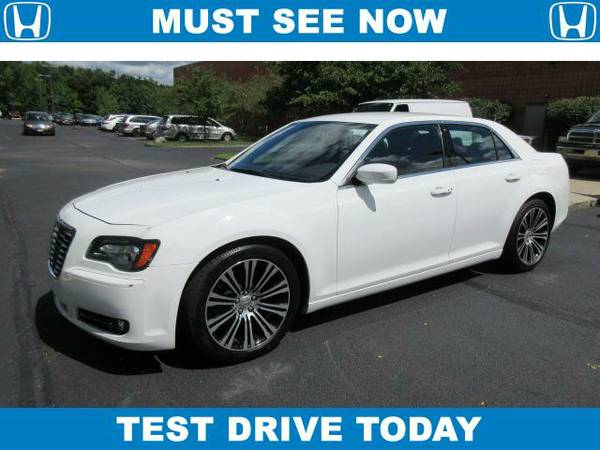 2013 Chrysler 300 Sedan S - Contact Tyler in the Internet Department...