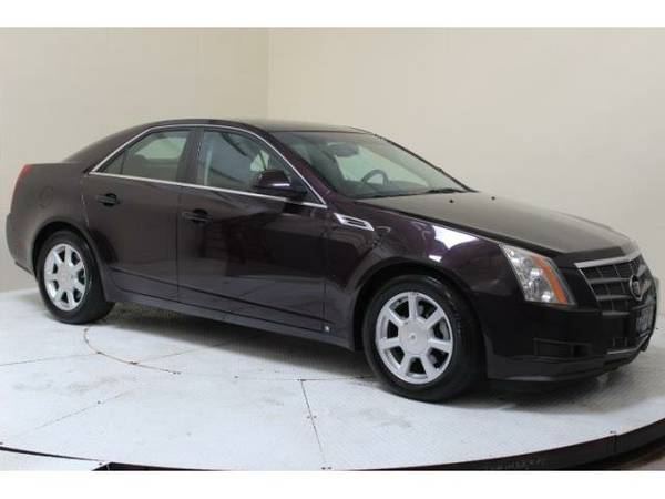 2009 *Cadillac CTS* Base (Purple Neptune)