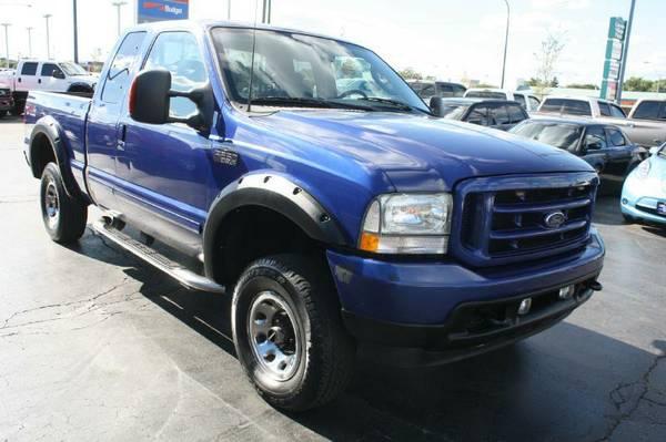 2003 Ford F250-115k mi, 4X4, Ext Cab, Short Bed
