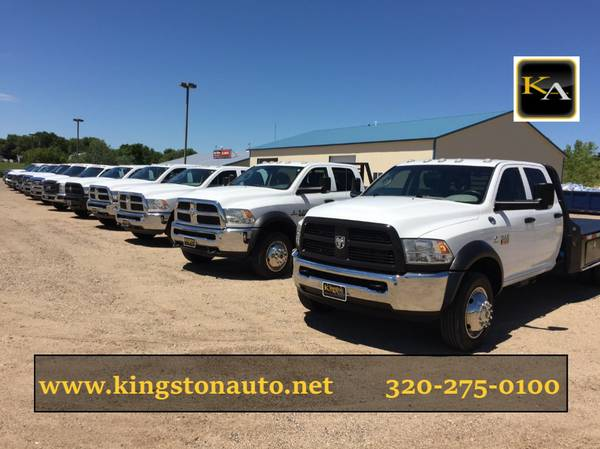 Kingston Auto - The Midwest Commercial Truck Dealer