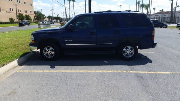 Cheap cheap must go chevy tahoe 2002